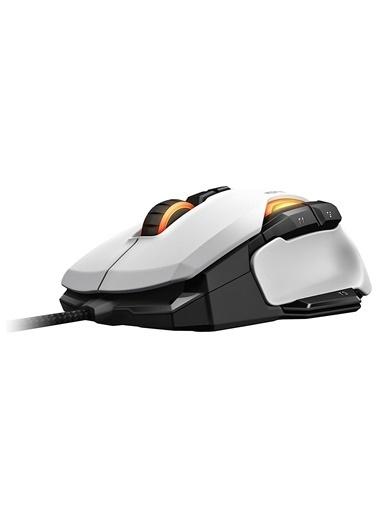 Roccat Kone Aimo Rgba Beyaz Oyuncu Mouse Beyaz